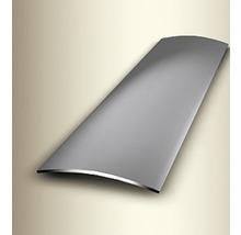 Übergangsprofil 454 40x1,2 mm Edelstahl matt gebürstet 270 cm