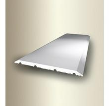 Übergangsprofil 441SK 40x2 mm Alu eloxiert silber 100 cm