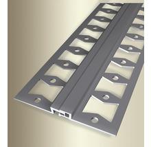 Bewegungsfugenprofil 324G Alu eloxiert silber 270cm