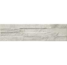 Feinsteinzeug Verblender Oakland Marbre grau 15x61 cm