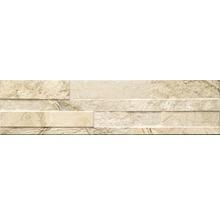 Feinsteinzeug Verblender Oakland Marbre beige 15x61 cm