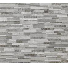 Feinsteinzeug Verblender Oakland Stone grau 15x61 cm