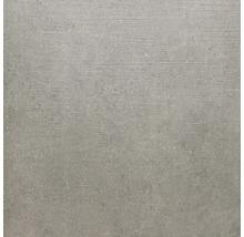 Wand- und Bodenfliese Sandstein braungrau 80x80 cm R11