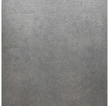 Wand- und Bodenfliese Sandstein schwarz 80x80 cm R11