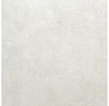Wand- und Bodenfliese Sandstein weiß 80x80 cm R11