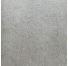 Wand- und Bodenfliese Sandstein grau 80x80 cm R11