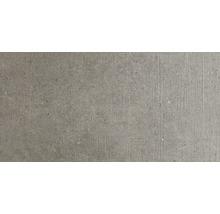 Wand- und Bodenfliese Sandstein braungrau 40x80 cm R11