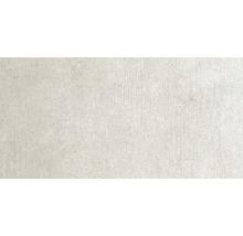 Wand- und Bodenfliese Sandstein weiß 40x80 cm R11