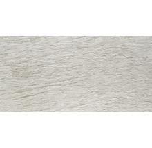 Wand- und Bodenfliese Schiefer weiss 30,5x60,5 cm R11