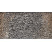 Wand- und Bodenfliese Schiefer multicolor 30,5x60,5 cm R11