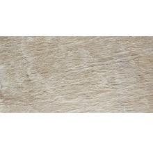 Wand- und Bodenfliese Schiefer beige 30,5x60,5 cm R11