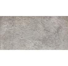 Wand- und Bodenfliese Schiefer grau 30,5x60,5 cm R11