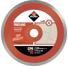 Rubi Diamanttrennscheibe CPR 125 SUPERPRO Ø125 mm