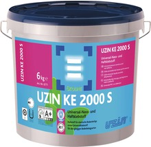UZIN KE 2000 S Universal Nass- und Haftklebstoff 6 kg