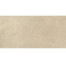 Feinsteinzeug Wand- und Bodenfliese Aspen beige 31x62 cm