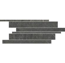 Muretto EcoStone antracite 30x60 cm