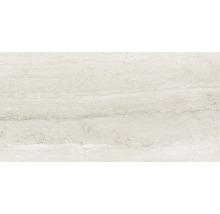 Wand- und Bodenfliese Memento Travertino bianco 30x60 cm