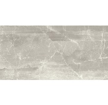 Wand- und Bodenfliese Nuance grey lappato 29,5x59 cm