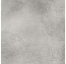 Feinsteinzeug Terrassenplatte Basic grey 60x60x2 cm rektifiziert