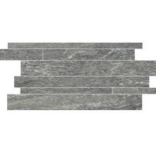 Mosaik Pietra di Vals dark 30x30 cm