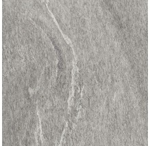 Feinsteinzeug Terrassenplatte New ultra Petra di Vals light 60x60x2 cm rektfiziert