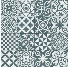 Dekorfliese Ragno Contrasti ottanio Mix 20x20cm