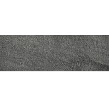 Feinsteinzeug Terrassenplatten Roccia grafite 40x120 cm