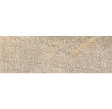 Feinsteinzeug Terrassenplatten Roccia beige 40x120 cm