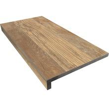Beckenrandstein L-Form Ultra Wood 30x60x5 cm