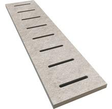 Überlaufgitter Aspen grigio 14,5x60 cm