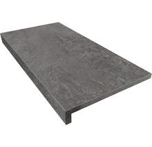 Beckenrandstein L-Form Aspen antracite 30x60x5 cm