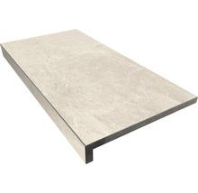 Beckenrandstein L-Form Aspen bianco 30x60x5 cm