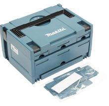 Werkzeugkoffer Makita MAKSTOR 3.4 mit 4 Schubladen