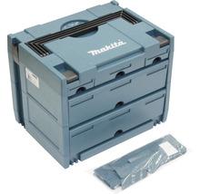 Werkzeugkoffer Makita MAKSTOR 4.5 mit 5 Schubladen