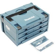 Werkzeugkoffer Makita MAKSTOR 3.6 mit 6 Schubladen