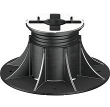Stelzlager für Aluschiene Eterno Ivica SE2 50-75 mm höhenverstellbar / selbstnivellierend