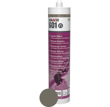 AKKIT 601 Sanitär Silikon mittelbraun 310 ml