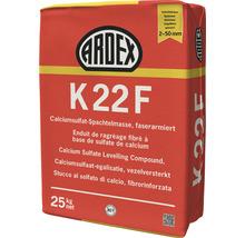 Calciumsulfat-Spachtelmasse ARDEX K 22 F, faserarmiert, 25 kg
