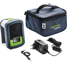 Festool Baustellenradio BR 10 DAB+ SYSROCK