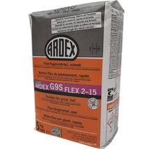 Flex-Fugenmörtel, ARDEX G9 S FLEX 2- 15, grau, 5 kg