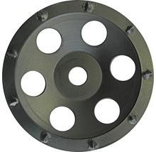 PKD-Schleifteller Eibenstock Ø 175 mm, 9 PKD-Segmente rund