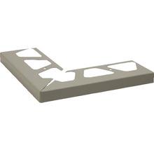 Aussenecke 90° Schlüter-BARA-RKL, Alu grau metallic RAL 9006, 75 mm,