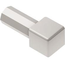 Aussenecke 90° Schlüter-QUADEC-A/ED, 11mm, Alu-Imitat natur matt eloxiert, 1 Stück