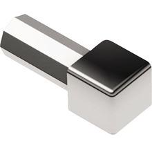 Aussen- und Innenecke 90° Schlüter-QUADEC-E/ED, 8mm, Imitat Metall-Druckguss, 1 Stück