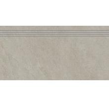 Stufenfliese Steuler Kalmit zement 30x60 cm