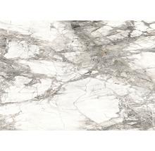Wand- und Bodenfliese Arabescato 60X120X0,65cm poliert