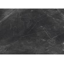 Wand- und Bodenfliese Pulpis Nero 100x100cm, poliert, rektifiziert
