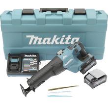 Akku-Säbelsäge Makita XGT ® JR001GM201 40V, inkl. 2 Akkus (4,0 Ah), Ladegerät und Transportkoffer