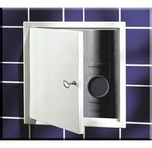 Revisionstür Stahlblech verzinkt Softline weiß 40 x 40 cm