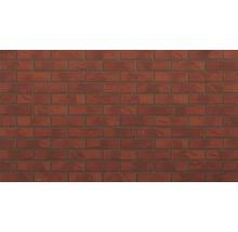 Kunstharz-Verblender Rot Nuance Elastolith 24x 7 cm